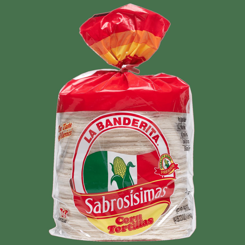 1142 - La Banderita Sabrosisima - Front-min