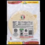0108S - La Banderita Homestyle Soft Taco - Back-min