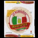 0108S - La Banderita Homestyle Soft Taco- Fornt-min