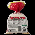 0128 - La Banderita Street Taco - Back