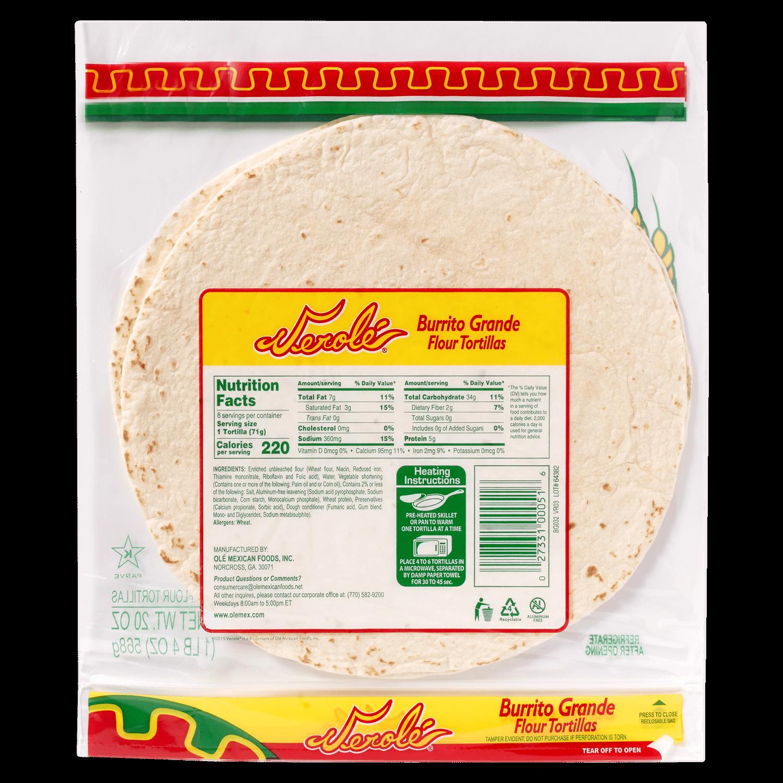 10132 - Verole Burrito - Back