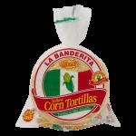 La Banderita Yellow Corn 30ct - Front