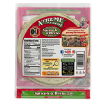 Xtreme Spinach & Herbs - Back